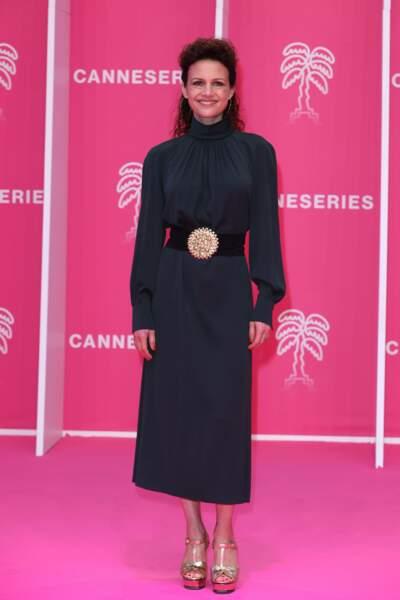 Carla Gugino (Californication) reviendra prochainement avec sa série Leopard Skin, encore en postproduction.