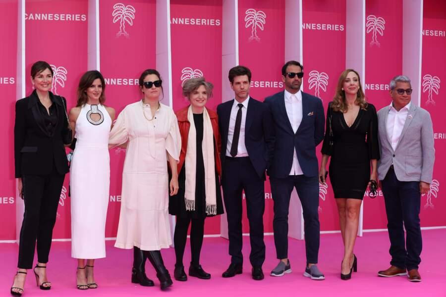 Ce vendredi 8 octobre marquait la cérémonie d'ouverture du festival international de séries de Cannes : Canneseries. Au programme, une remise de prix, des rencontres, des masterclass et des projections en avant-premières.