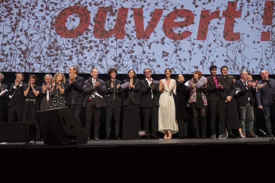 Samedi 9 octobre s'ouvrait à Lyon la 13ème édition du Festival Lumière à la Halle Tony Garnier, avec une soirée d'ouverture où les stars se sont succédées.