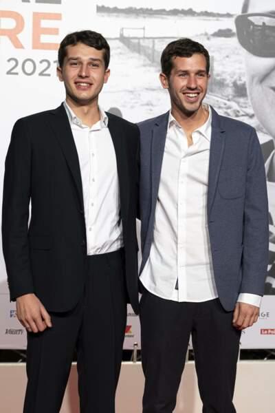 Giacomo et Victor Belmondo