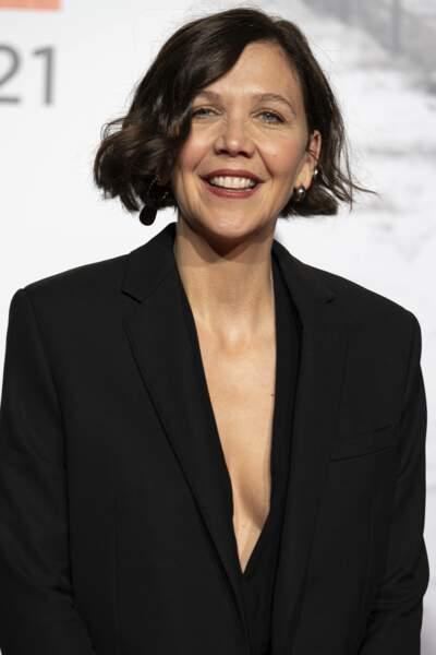 Maggie Gyllenhaal est venue à Lyon pour présenter son premier film en tant que réalisatrice, The Lost Daughter.