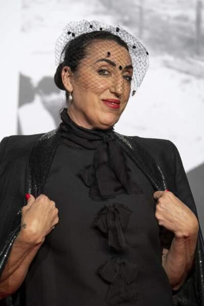 Rossy de Palma aura elle aussi le privilège de présenter une projection, du film Impitoyable de Clint Eastwood, sorti en 1992.