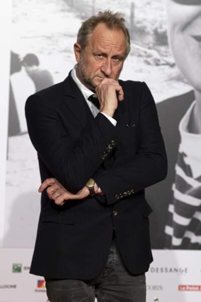 Benoît Poelvoorde présentera durant le Festival Lumière la projection d'Adieu Paris.