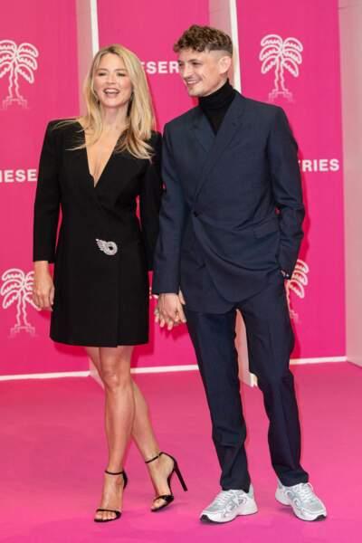 Le couple s'était rencontré sur le tournage d'un film : Un amour impossible, que l'on doit à Catherine Corsini.