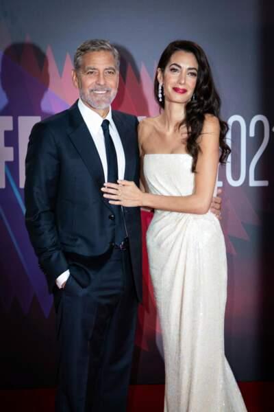 George Clooney est venu présenter son nouveau film, The Tender Bar