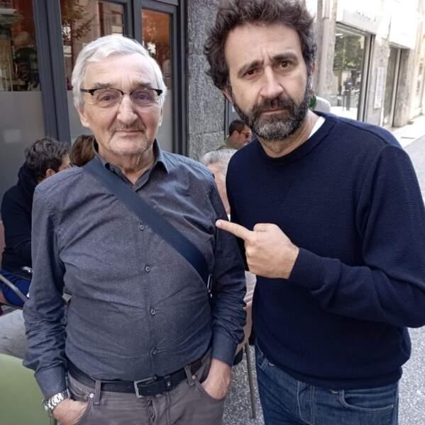 Et on espère que comme Mathieu Madénian vous croiserez un jour le sosie de Charles Aznavour.