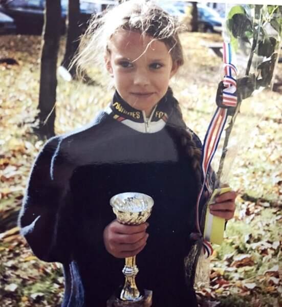 Voici Marion Rousse, graine de championne.