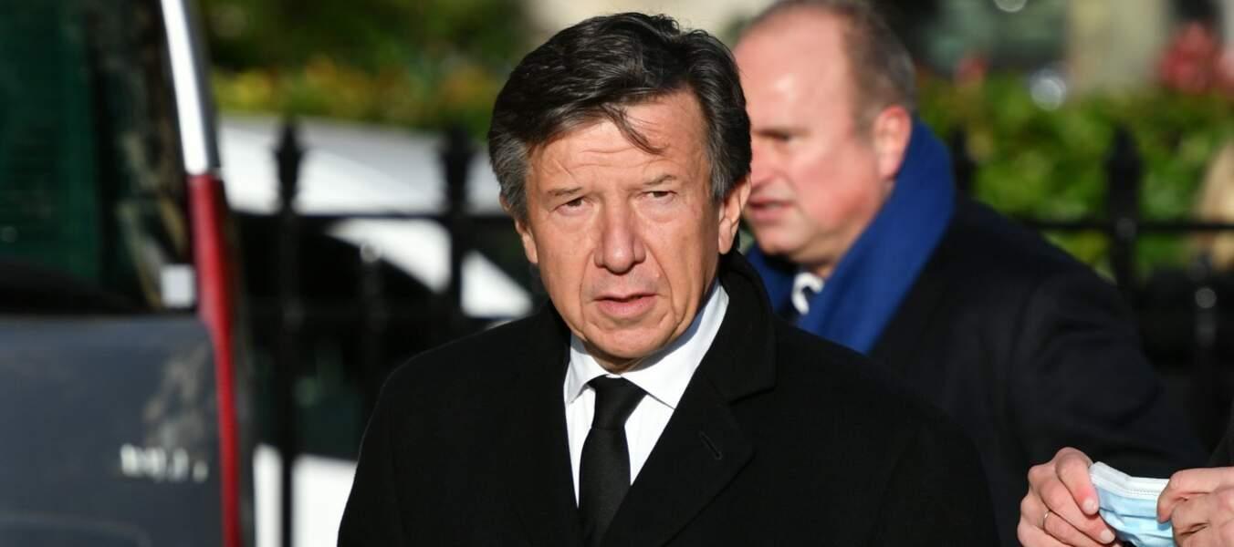 Le président de TF1 Gilles Pelisson