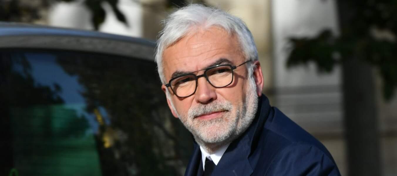 Le journaliste Pascal Praud